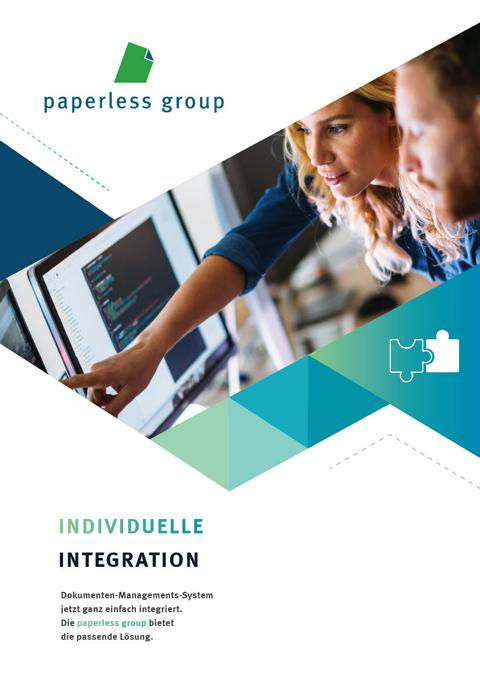 Dokumentenmanagement (DMS) - Paperless Group 13