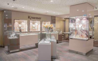 Kraemer Juweliere digitalisiert Eingangsrechnung und beschleunigt den Freigabe-Workflow