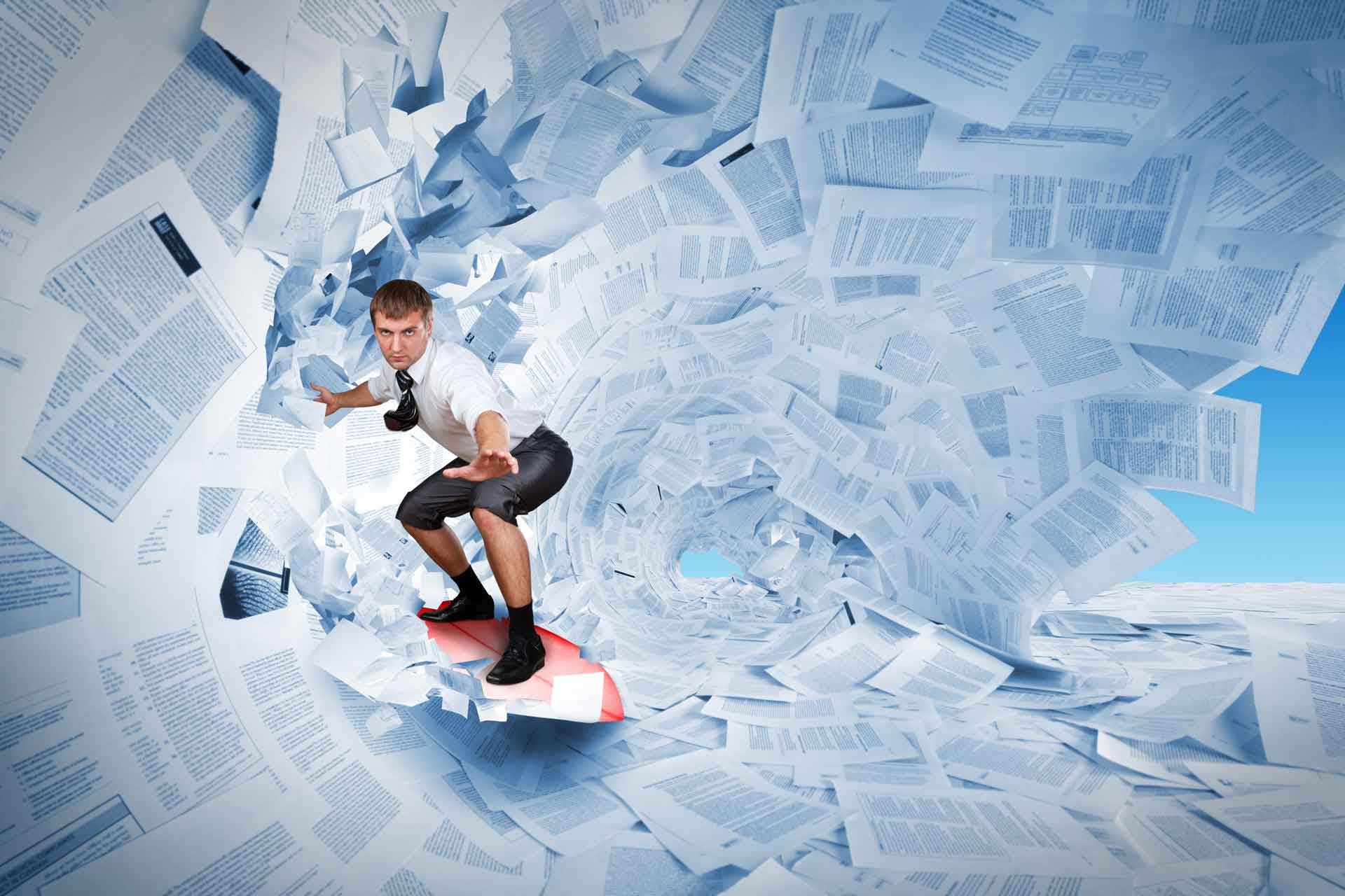 paperless solutions Dokumentenmanagement (DMS)