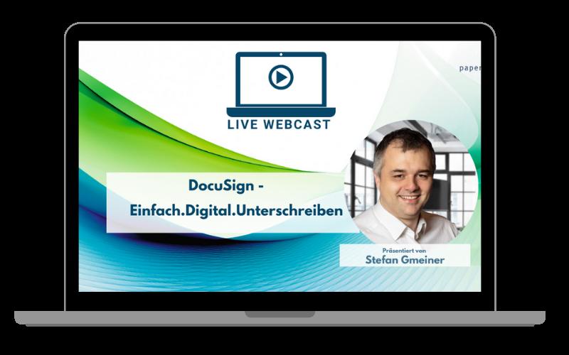 Docusign-einfach digital unterschreiben in d.3ecm 7