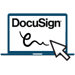 DocuSign in d.3 mit paperless group