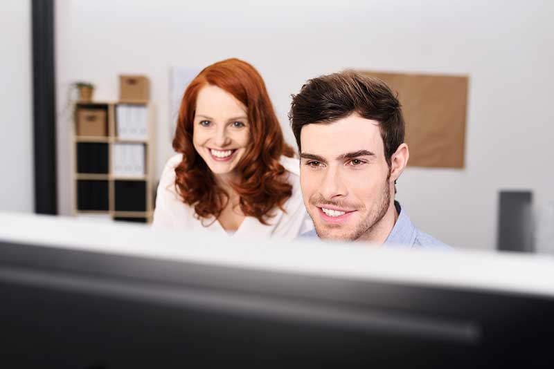 Vertriebs-Assistenz Stellenanzeige