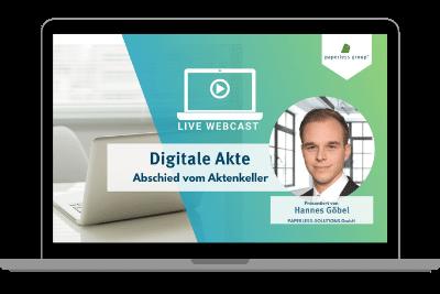 digitale Akten WebCast 2021