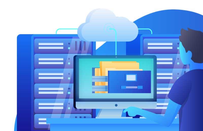 Der Unterschied zwischen einem DMS On-Premises und einem DMS in der Cloud.
