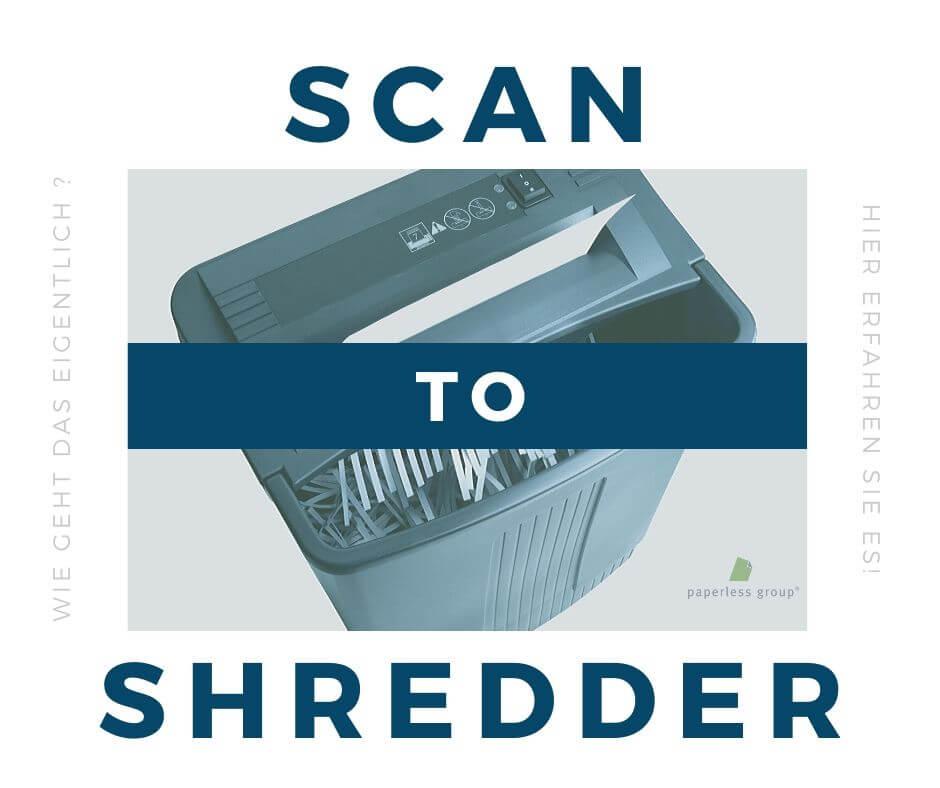 Professionelles Aktenmanagement in Ihrem Unternehmen dank des umfangreichen Service der paperless group