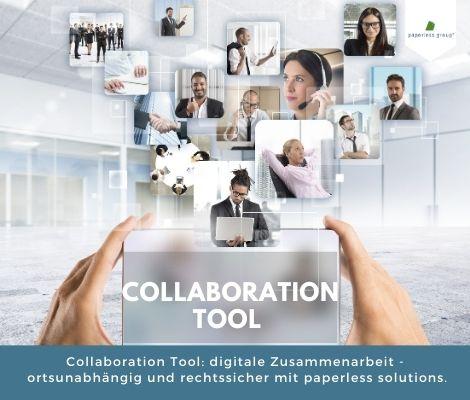 Das Dokumentenmanagement-System wird zum Collaboration Tool