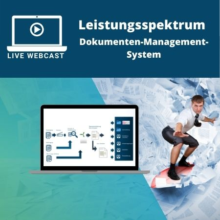 Dokumentenmanagement (DMS) - Paperless Group 1