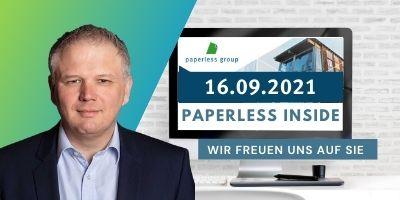 PAPERLESS INSIDE 16.09.2021