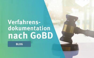 Verfahrensdokumentation nach GoBD: Das müssen Sie wissen