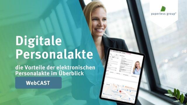 WebCast Digitale Personalakte