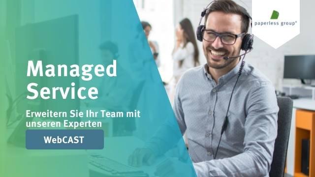 Managed Service ECM/ DMS