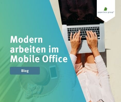 Mobile Office und Homeoffice unterscheiden sich deutlich voneinander